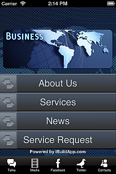 Small Business Services Apps
