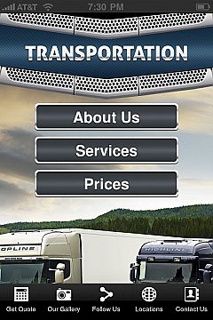 Transportation Apps