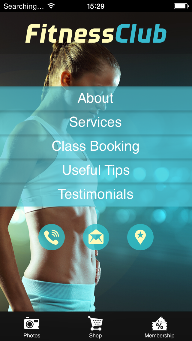 Fitness Club Women Apps