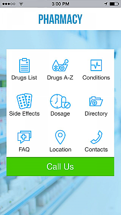 Pharmacy App Templates