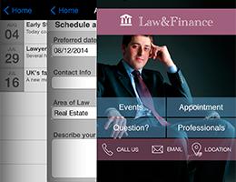 app de abogados